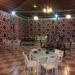 shahjahan Dinning Hall in Shahi Darbar Restaurant Dar es sal