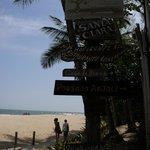 Hall de Entrada da Praia