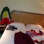 Paraga Hotel Room