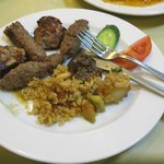 Kofta and Kebab