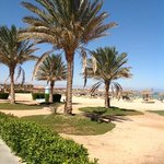 Amwaj private beach