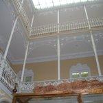 Vista desde abajo,desde la habitacion