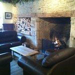 Inglenook Fire place