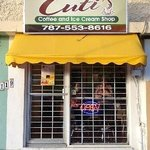 Foto de Cuti's Coffee & Ice Cream Shop