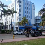 Park Central - a classy art deco hotel in South Beach, Miami