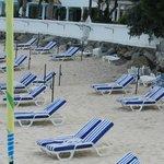 Grand Case Beach Club beach