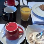 desayuno completo...