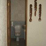 Public Bathrooms, on all floors