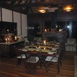 Main Lodge Diner room
