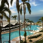 From our room, Hilton Hotel at Puerto Vallarta