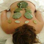 Hot Jade Stone Massage