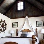 Interior of Cabin #9