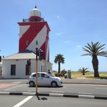 Mouillie Point Lighthouse