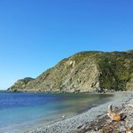 Niew View of Makara Beach