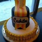 Happy 1st Birthday Cachitos!