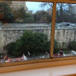 The Alamo as seen from my room
