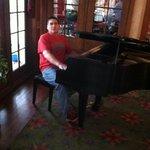 lobby piano