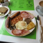 Big Irish breakfast!