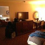 Huge suite
