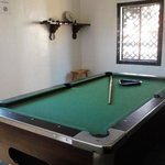 Game Room Pool and Darts
