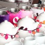 teapots ready!