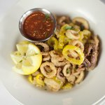 Some say the BEST calamari in town is at Alodia's!