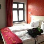 nice comfort room