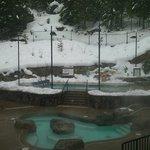 Hot tubs & pool