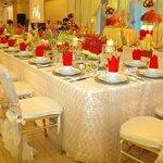 Ballroom (Wedding Setup)
