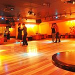 Dance the night away at Le Bailé Ballroom Lounge
