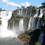 Cataratas Parque Nacional Arg.
