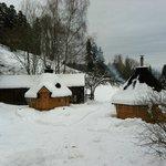 Les petits chalets Finlandais