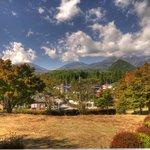 Portion of trail near Nikko Park Lodge