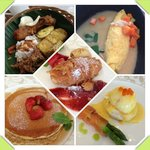 Yummylicious breakfast made-to-order