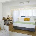 the rothschild Suite Bedroom