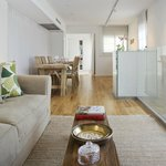 the rothschild Suite Livingroom