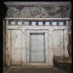 The tomb of Philip II, father of Alexander the Great