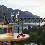 Romantic Moment at Belvedere