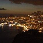 Uitzicht op Funchal