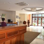 Cardamom Hotel Lobby