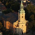 The Holy Cross Church