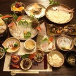 野路菊の料理