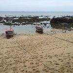 la famosa playa