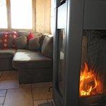 Le Prele Wood burner Morzine, France