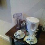 plateau thé/café