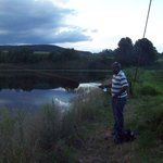 Learning how to fish (part 1) in Nottingham Road