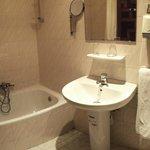 Antequera: Hospederia Colon, bathroom