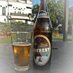 You'll get used to Everest beer