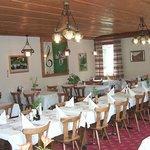 Speisesaal für 80 Personen