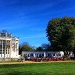 Highcliffe castle tearooms
